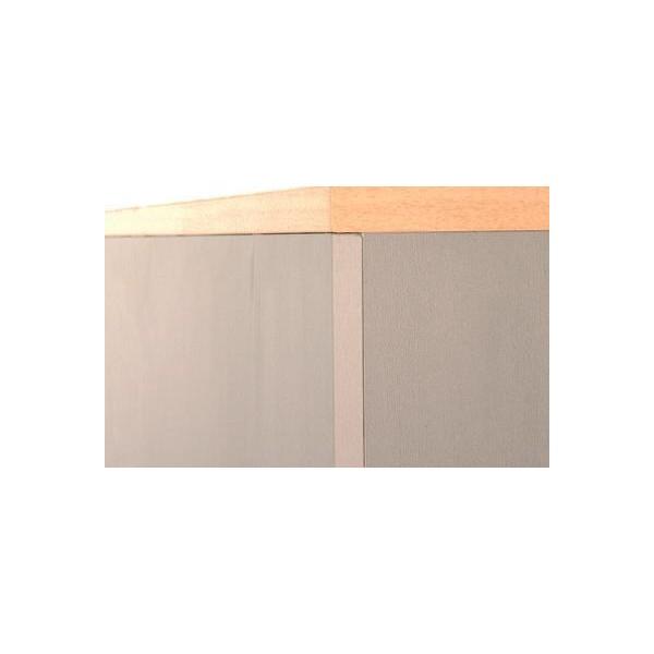 armoire basse de bureau en bois getafe b lemondedubureau. Black Bedroom Furniture Sets. Home Design Ideas