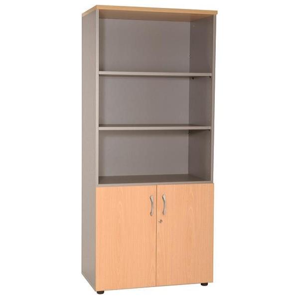biblioth que haute de bureau toledo lemondedubureau. Black Bedroom Furniture Sets. Home Design Ideas