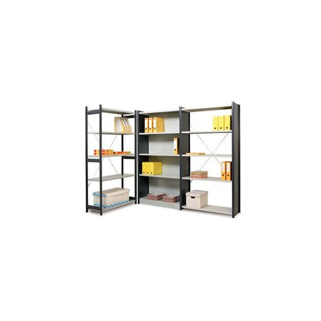 rayonnage m tallique. Black Bedroom Furniture Sets. Home Design Ideas