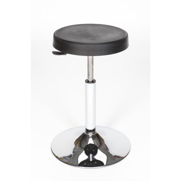 tabouret avec pied tulipe tamise lemondedubureau. Black Bedroom Furniture Sets. Home Design Ideas