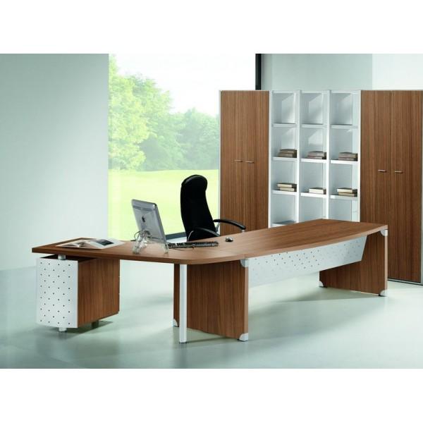 bureau arque retour sur caisson detroit lemondedubureau. Black Bedroom Furniture Sets. Home Design Ideas