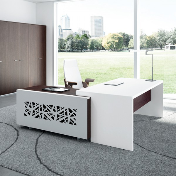 bureau direction retour sur desserte lemondedubureau. Black Bedroom Furniture Sets. Home Design Ideas
