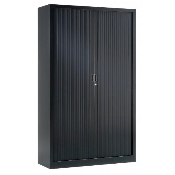 armoire haute rideaux gc uni lemondedubureau. Black Bedroom Furniture Sets. Home Design Ideas