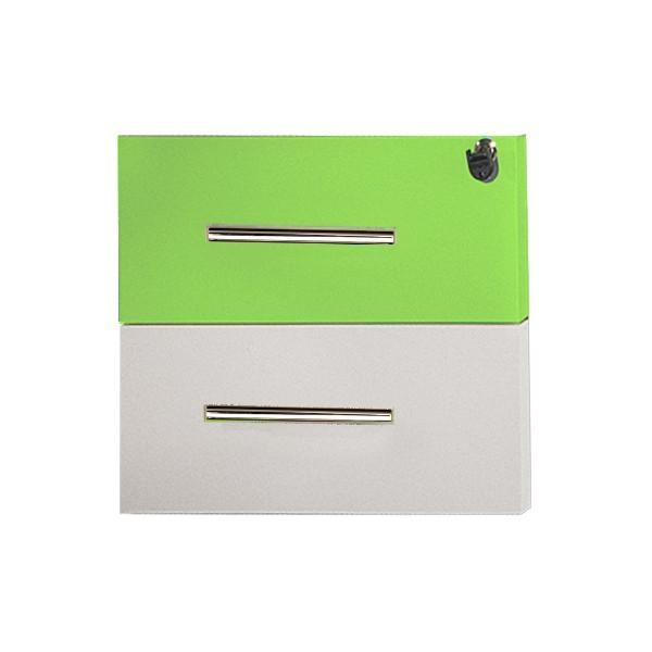 Caisson de bureau mobile 3 tiroirs acc r23 lemondedubureau - Caisson mobile de bureau 3 tiroirs ...