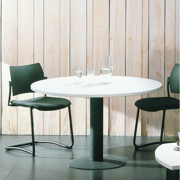 table de r union ronde rodo lemondedubureau. Black Bedroom Furniture Sets. Home Design Ideas