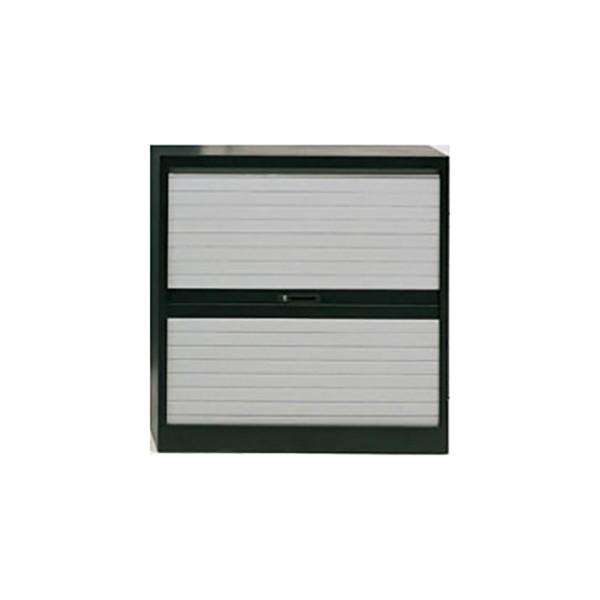 Armoire à rideaux horizontaux 105cm HORIZON 105
