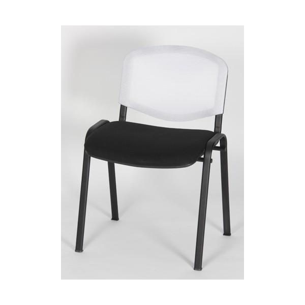 chaise d 39 accueil r sille empilable manaos lemondedubureau. Black Bedroom Furniture Sets. Home Design Ideas