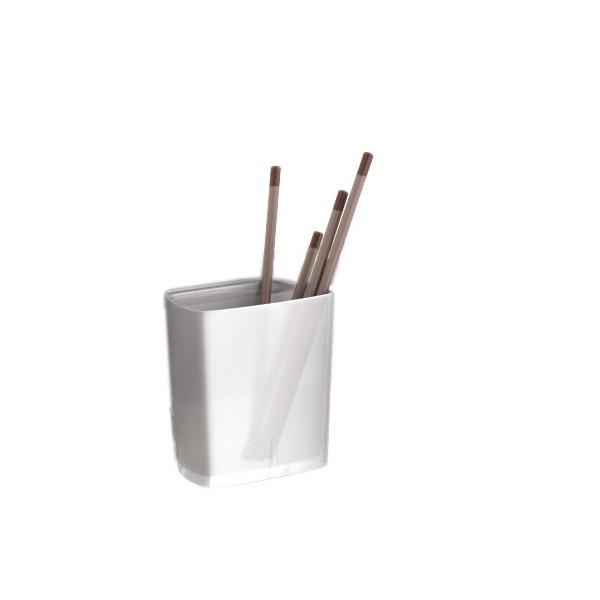 Porte-crayons en plastique translucide ACC-B73