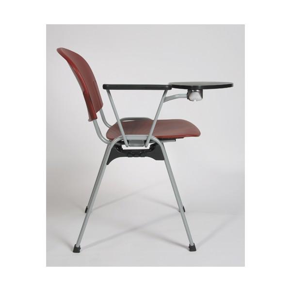 chaise d 39 accueil polypro empilable bruges lemondedubureau. Black Bedroom Furniture Sets. Home Design Ideas