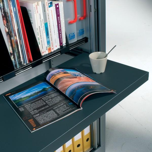 Tablette télescopique pour armoire métallique ACC-R52