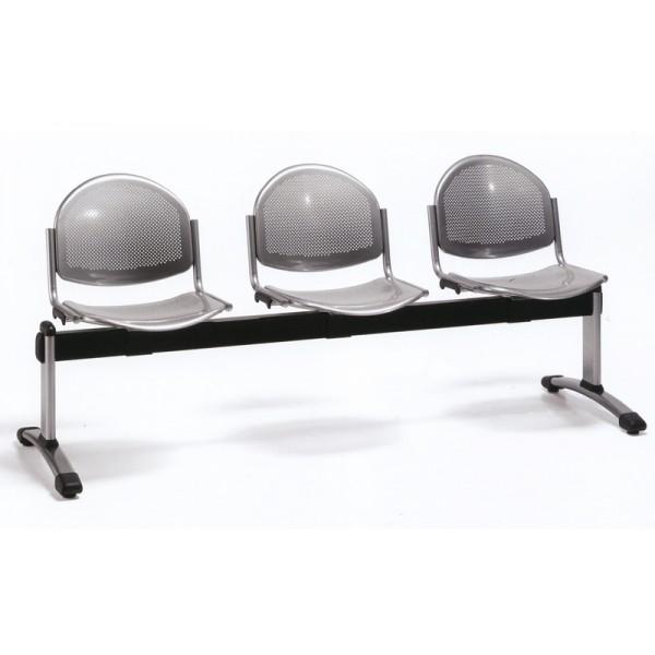 chaise sur poutre en m tal constantine p 2 5 places. Black Bedroom Furniture Sets. Home Design Ideas