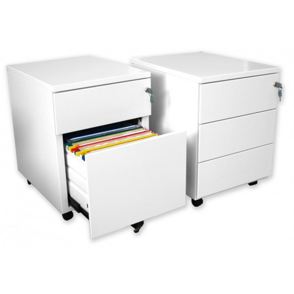 caisson mobile tiroirs lemondedubureau. Black Bedroom Furniture Sets. Home Design Ideas