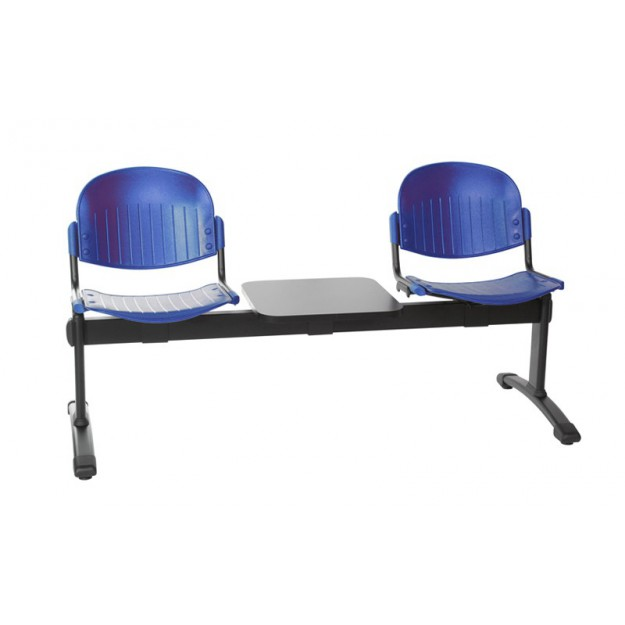 Chaise poutre polypro - de 2 à 5 places
