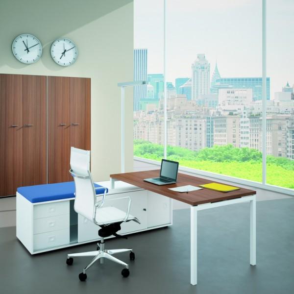 Bureau sur console - Gamme IDEA-Z IDEA-Z14