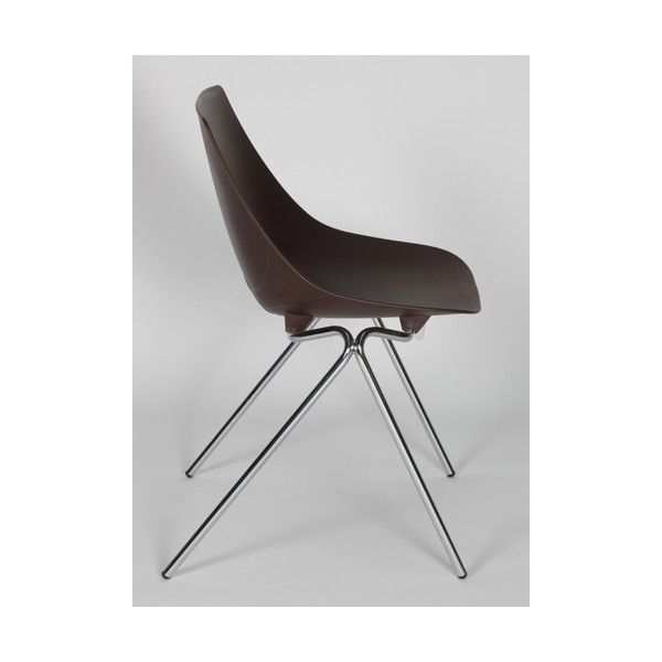 chaise empilable et accrochable liverpool - Chaise Empilable