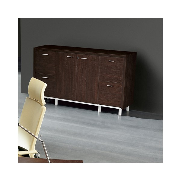 armoire de rangement armadio b l86 lemondedubureau. Black Bedroom Furniture Sets. Home Design Ideas