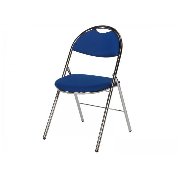 chaise d 39 accueil pliante montpellier lemondedubureau. Black Bedroom Furniture Sets. Home Design Ideas