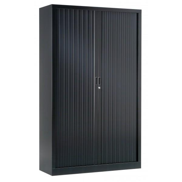armoire haute rideaux gc uni lemondedubureau. Black Bedroom Furniture Sets. Home Design Ideas
