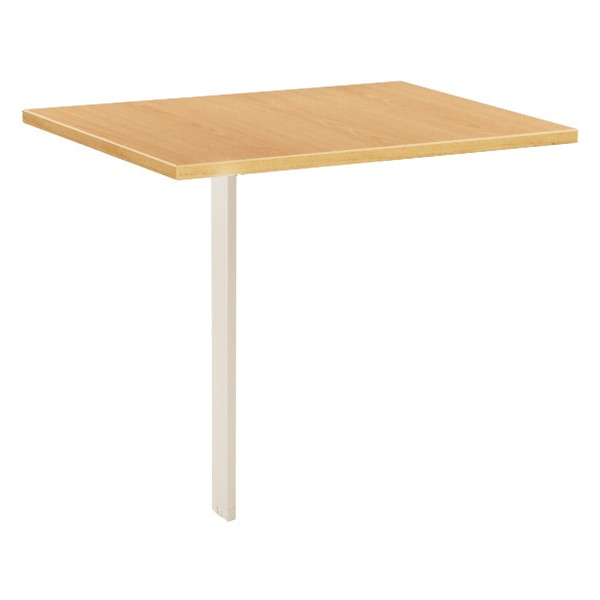 Extension de bureau 60 x 80 cm acc b14 lemondedubureau for Bureau 80 cm de large