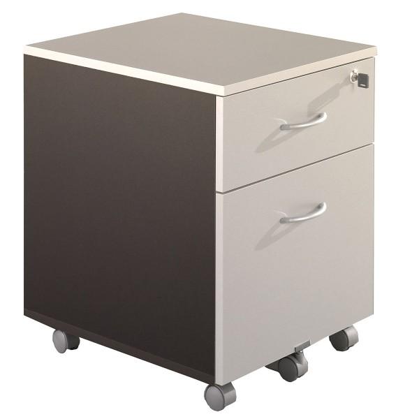 caisson de bureau mobile 2 tiroirs acc r29 lemondedubureau. Black Bedroom Furniture Sets. Home Design Ideas