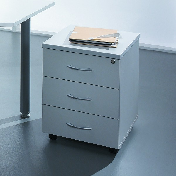 Caisson de bureau mobile 3 tiroirs ACC-R32