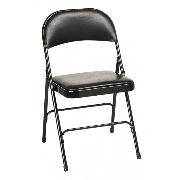 Chaise pliante accrochable