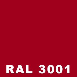 Métal - Rouge