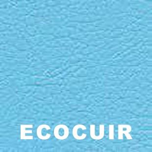 Ecocuir - Bleu clair