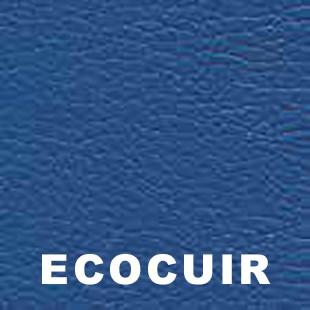 Ecocuir - Bleu fonce