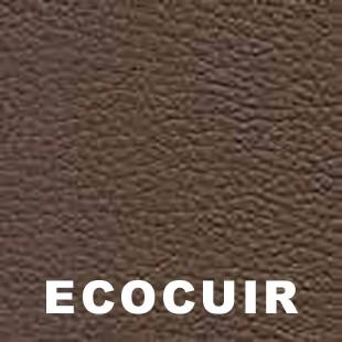 Ecocuir - Marron fonce